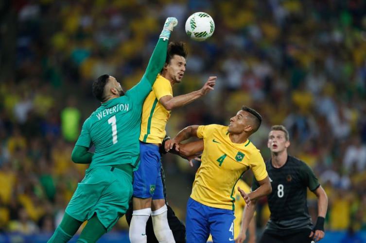 a5c944dcb8 Brasil vence Alemanha e conquista primeiro ouro olímpico no futebol ...
