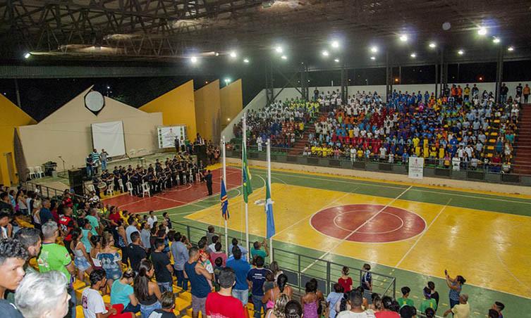 Jogos Escolares Corumbaenses reúnem cerca de 1.800 atletas de 29 escolas  públicas e privadas 83d3a2022fb3b