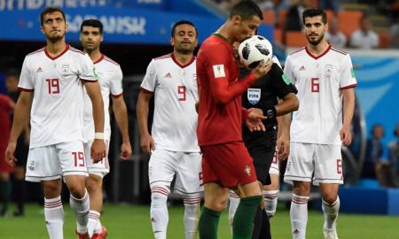 Portugal cede empate para o Irã no final 45751091f5978