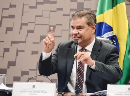 Nelsinho Trad viabilizou R$ 163,8 milhões em recursos federais para MS -  Diário Corumbaense