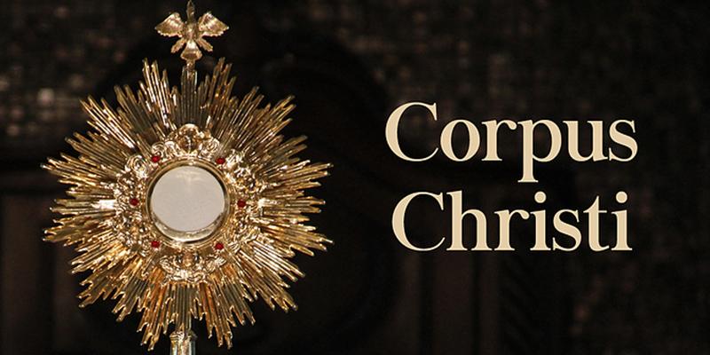 Corpus Christi é feriado municipal em Corumbá; lei foi promulgada ...